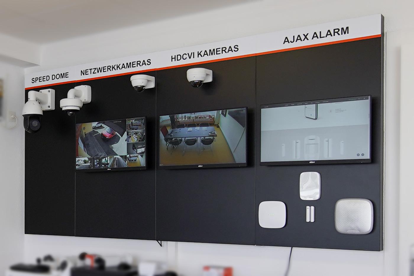 Showroom ALVIS Security GmbH